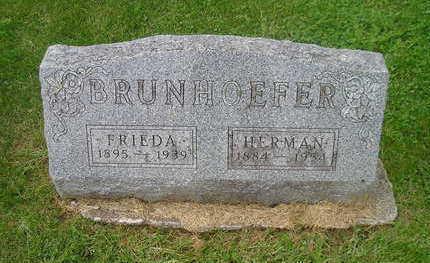 BRUNHOEFER, HERMAN - Bremer County, Iowa | HERMAN BRUNHOEFER