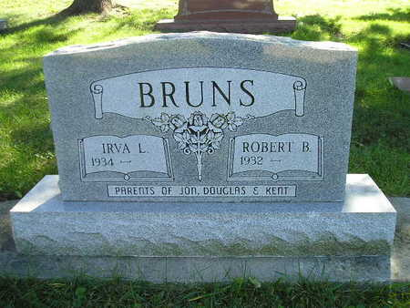 BRUNS, IRVA L - Bremer County, Iowa | IRVA L BRUNS