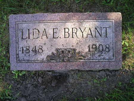 BRYANT, LIDA E - Bremer County, Iowa | LIDA E BRYANT