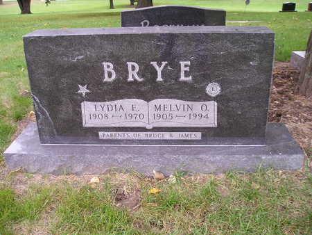 BRYE, LYDIA E - Bremer County, Iowa | LYDIA E BRYE
