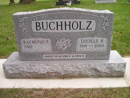BUCHHOLZ, LUCILLE R - Bremer County, Iowa | LUCILLE R BUCHHOLZ
