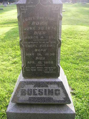 BUESING, LOUIS - Bremer County, Iowa | LOUIS BUESING