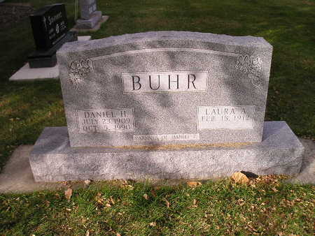 BUHR, LAURA A - Bremer County, Iowa | LAURA A BUHR