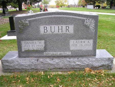 BUHR, DANIEL H - Bremer County, Iowa | DANIEL H BUHR
