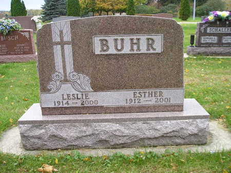 BUHR, ESTHER - Bremer County, Iowa | ESTHER BUHR