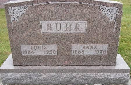 BUHR, LOUIS - Bremer County, Iowa | LOUIS BUHR
