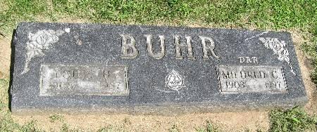 BUHR, LOUIS H. - Bremer County, Iowa   LOUIS H. BUHR