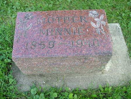 BULS, MINNIE - Bremer County, Iowa | MINNIE BULS