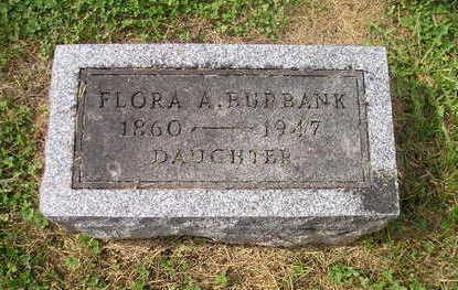 BURBANK, FLORA - Bremer County, Iowa | FLORA BURBANK