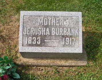 BURBANK, JERUSHA - Bremer County, Iowa | JERUSHA BURBANK
