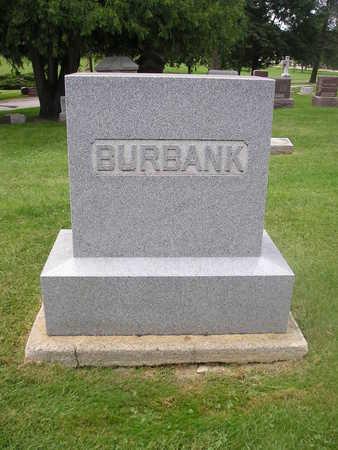 BURBANK, JEROME - Bremer County, Iowa | JEROME BURBANK