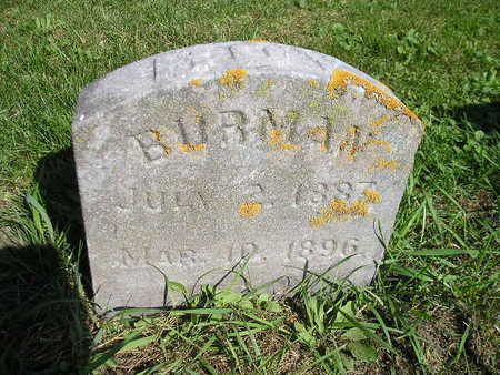 BURMAN, ROY - Bremer County, Iowa   ROY BURMAN