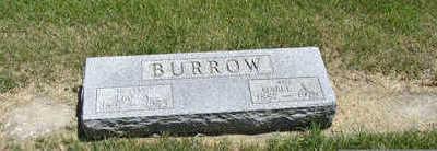 BURROW, LEO - Bremer County, Iowa | LEO BURROW