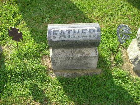 BUSCHING, FATHER (HEINRICH) - Bremer County, Iowa | FATHER (HEINRICH) BUSCHING