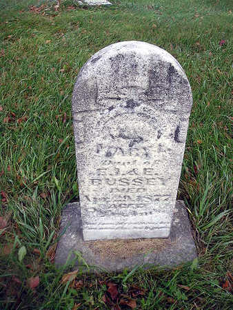 BUSSEY, MARY L - Bremer County, Iowa | MARY L BUSSEY