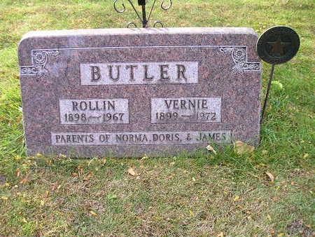 BUTLER, VERNIE - Bremer County, Iowa | VERNIE BUTLER