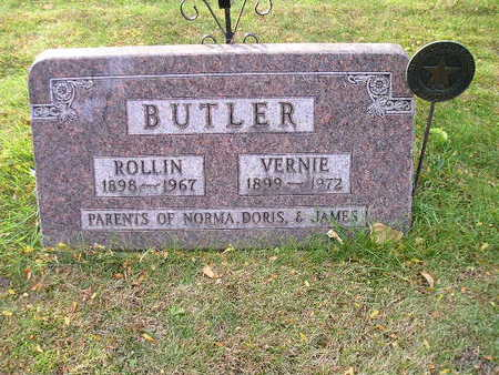 BUTLER, ROLLIN - Bremer County, Iowa | ROLLIN BUTLER