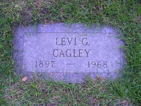CAGLEY, LEVI G - Bremer County, Iowa | LEVI G CAGLEY