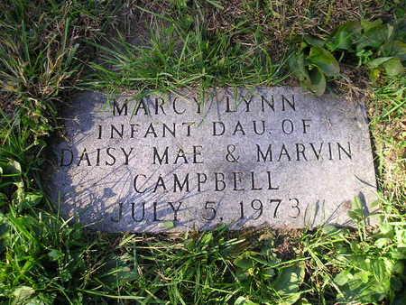 CAMPBELL, MARCY LYNN - Bremer County, Iowa   MARCY LYNN CAMPBELL