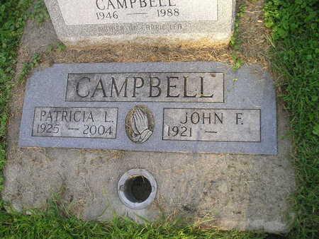 CAMPBELL, PATRICIA - Bremer County, Iowa | PATRICIA CAMPBELL