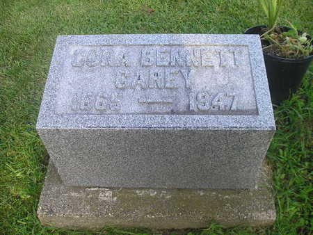 BENNETT CAREY, CORA - Bremer County, Iowa | CORA BENNETT CAREY