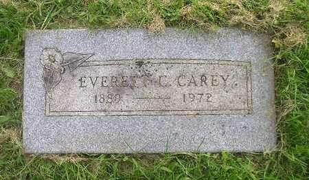 CAREY, EVERETT - Bremer County, Iowa | EVERETT CAREY