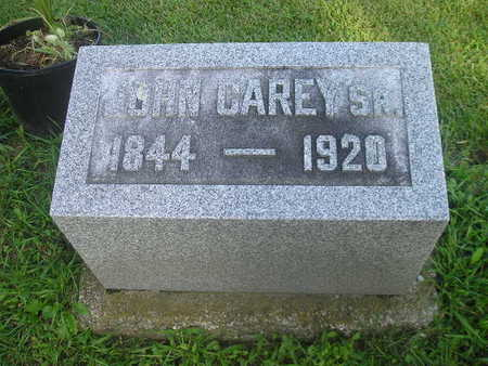CAREY, JOHN - Bremer County, Iowa | JOHN CAREY