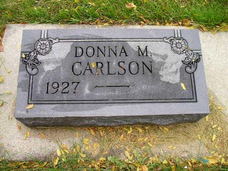 CARLSON, DONNA M - Bremer County, Iowa | DONNA M CARLSON