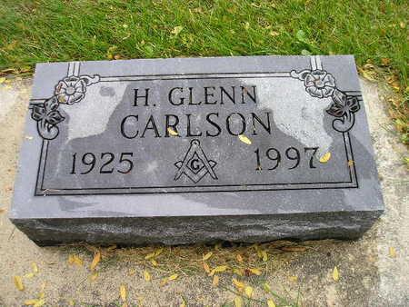 CARLSON, H GLENN - Bremer County, Iowa | H GLENN CARLSON