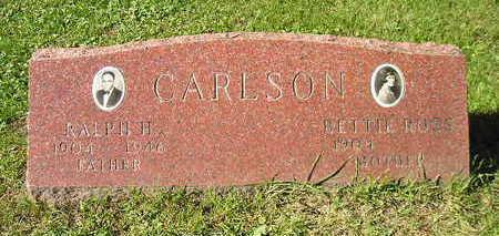 CARLSON, BETTIE - Bremer County, Iowa | BETTIE CARLSON