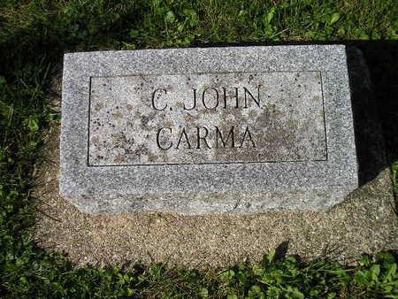 CARMA, C JOHN - Bremer County, Iowa | C JOHN CARMA