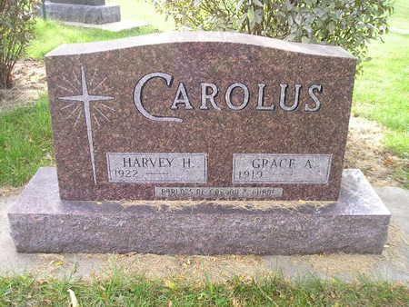 CAROLUS, GRACE A - Bremer County, Iowa | GRACE A CAROLUS