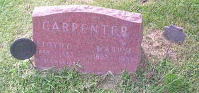 CARPENTER, LLOYD - Bremer County, Iowa | LLOYD CARPENTER