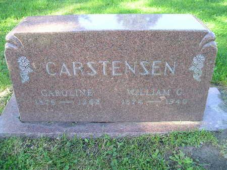 CARSTENSEN, WILLIAM G - Bremer County, Iowa | WILLIAM G CARSTENSEN