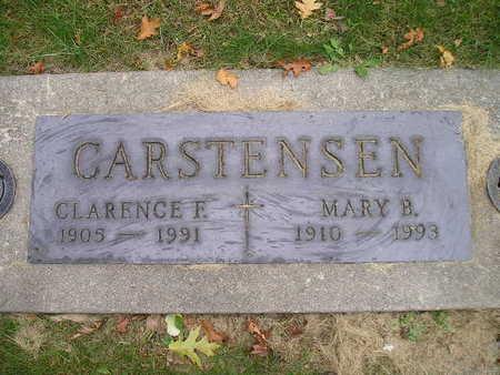 CARSTENSEN, MARY B - Bremer County, Iowa | MARY B CARSTENSEN