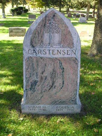 CARSTENSEN, LOUIS A - Bremer County, Iowa | LOUIS A CARSTENSEN