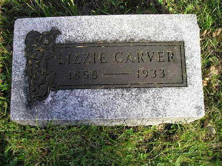 CARVER, LIZZIE - Bremer County, Iowa | LIZZIE CARVER