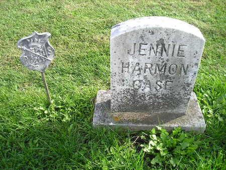 CASE, JENNIE - Bremer County, Iowa | JENNIE CASE