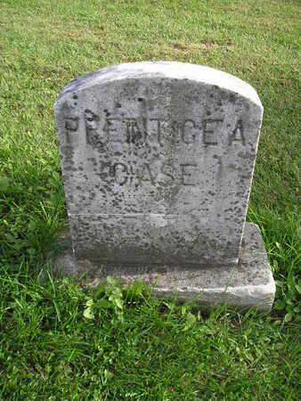 CASE, PREINTICE A - Bremer County, Iowa   PREINTICE A CASE