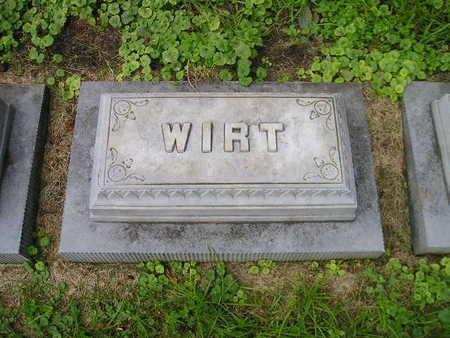 CASE, WIRT - Bremer County, Iowa | WIRT CASE