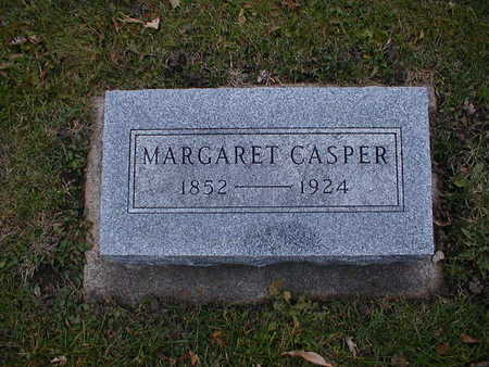 CASPER, MARGARET - Bremer County, Iowa | MARGARET CASPER