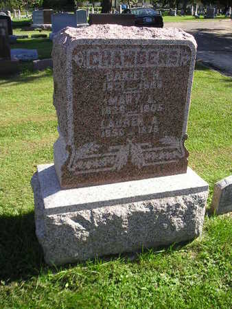 CHAMBERS, DANIEL H - Bremer County, Iowa | DANIEL H CHAMBERS