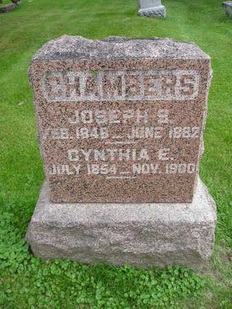 CHAMBERS, CYNTHIA E - Bremer County, Iowa | CYNTHIA E CHAMBERS