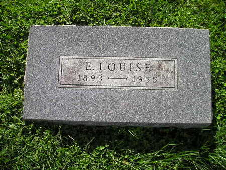 CHANDLER, E LOUISE - Bremer County, Iowa | E LOUISE CHANDLER