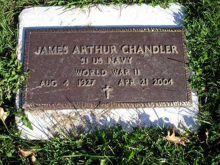 CHANDLER, JAMES ARTHUR - Bremer County, Iowa | JAMES ARTHUR CHANDLER