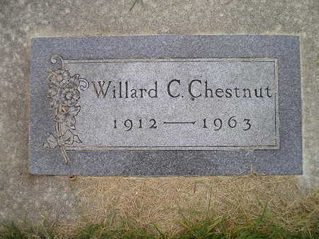 CHESTNUT, WILLARD C - Bremer County, Iowa | WILLARD C CHESTNUT
