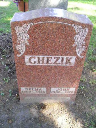 CHEZIK, JOHN - Bremer County, Iowa | JOHN CHEZIK
