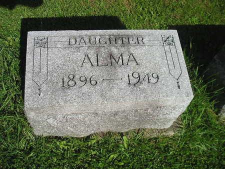 CHRISTOPHEL, ALMA - Bremer County, Iowa | ALMA CHRISTOPHEL