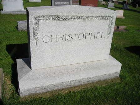 CHRISTOPHEL, FAMILY - Bremer County, Iowa | FAMILY CHRISTOPHEL