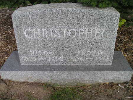 CHRISTOPHEL, FLOYD - Bremer County, Iowa | FLOYD CHRISTOPHEL
